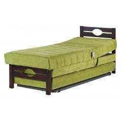 ספה נפתחת מדגם צלמון